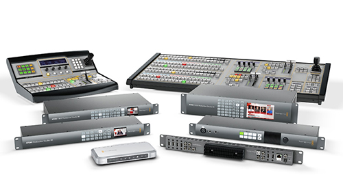 ATEM Live Production Switchers