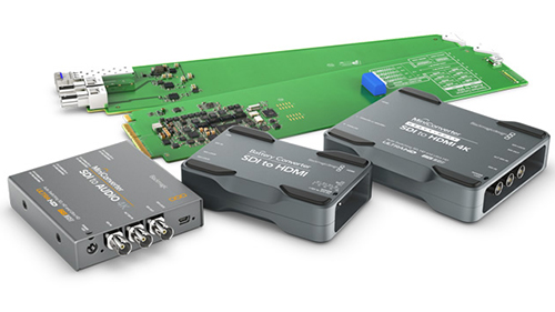Broadcast Quality Converters